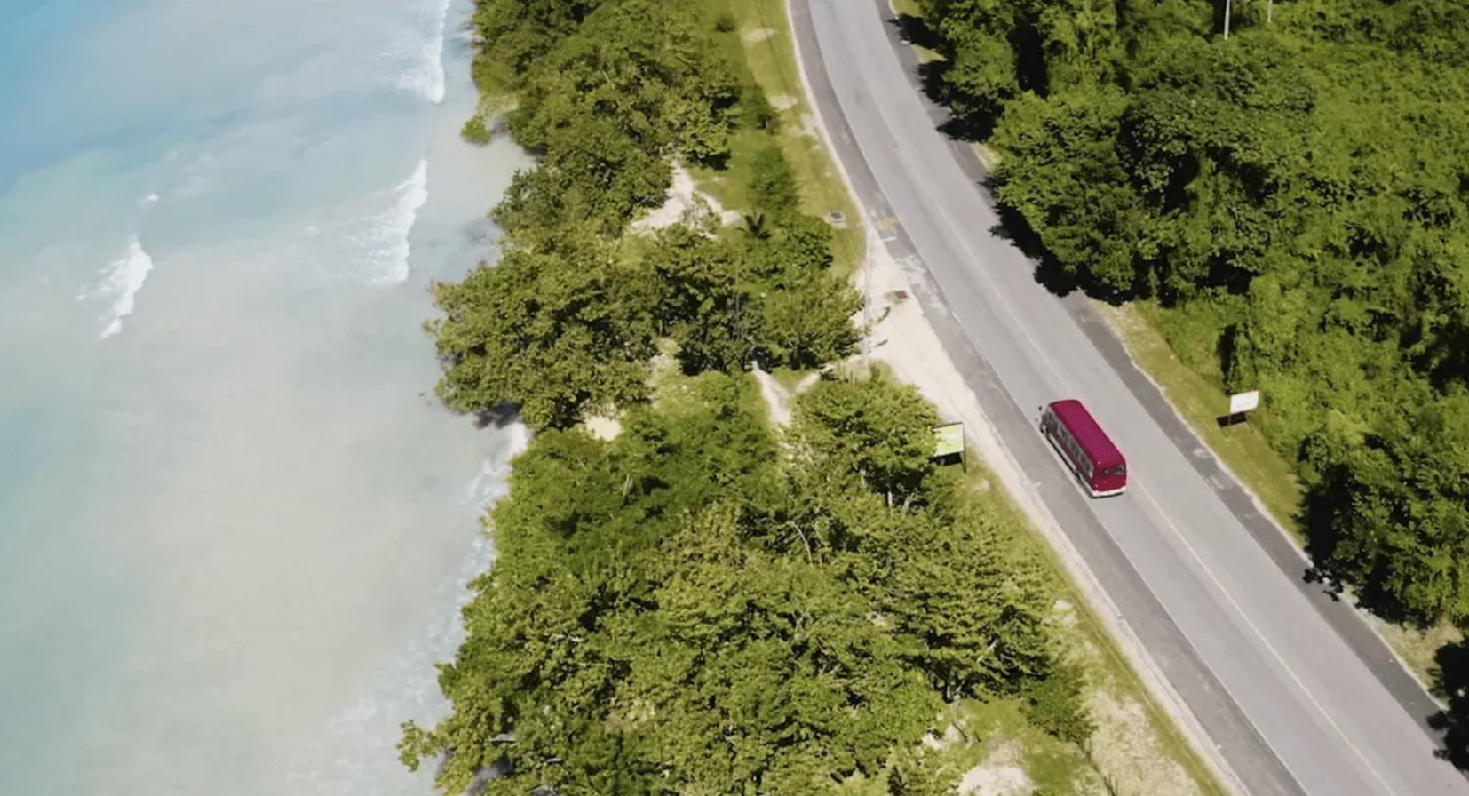 coastal drive