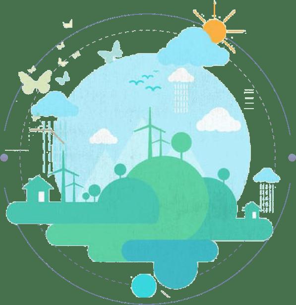 renewable energy animation